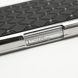 Drahokamové pouzdro pro LG Optimus L9 P760- černé - 7