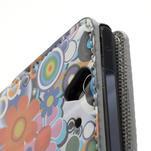 Peněženkové pouzdro na Sony Xperia Z C6603 - barevné vzory - 7/7