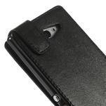 Flipové pouzdro na Sony Xperia M2 D2302 - černé - 7/7
