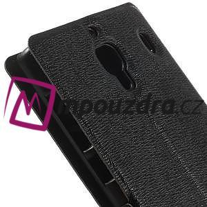 Peněženkové pouzdro na Xiaomi Hongmi Red Rice- černé - 7
