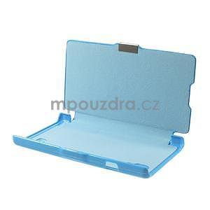 Flipové pouzdro pro LG Optimus L9 P760- modré - 7