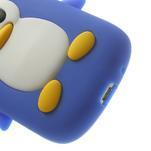 Silikonový TUČŃÁK pouzdro na Samsung Galaxy S3 mini i8190- modrý - 7/7
