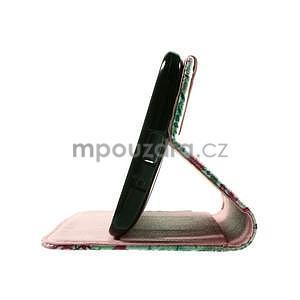 Zapínací peněženkové pouzdro na Asus Zenfone 2 ZE551ML - Eiffelova věž - 7