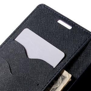 Diary PU kožené pouzdro na LG G4c - fialové - 7