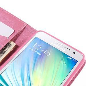 Pouzdro na mobil Samsung Galaxy A3 - Eiffelova věž - 7