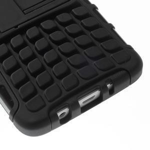 Outdoor odolný kryt na mobil Samsung Galaxy A3 - černý - 7