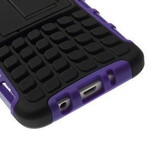 Outdoor odolný kryt na mobil Samsung Galaxy A3 - fialový - 7