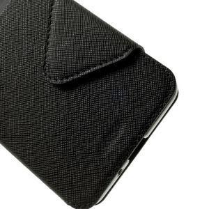 Safety pouzdro s okýnkem pro Samsung Galaxy Grand Prime - černé - 7
