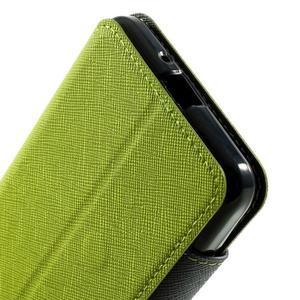 Safety pouzdro s okýnkem pro Samsung Galaxy Grand Prime - zelené - 7