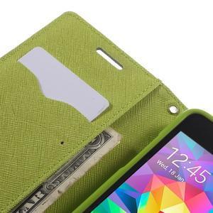 Diary PU kožené pouzdro na mobil Samsung Galaxy Grand Prime - tmavěmodré - 7