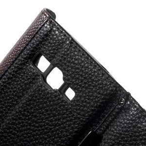 Writes elegantní pouzdro na Samsung Galaxy Grand Prime - černé - 7