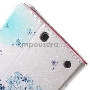 Ochranné pouzdro na Samsung Galaxy Tab A 9.7 - modré pampelišky - 7
