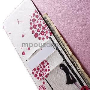 Ochranné pouzdro na Samsung Galaxy Tab A 9.7 - dívka a pampelišky - 7