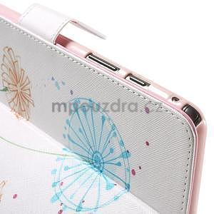 Ochranné pouzdro na Samsung Galaxy Tab A 9.7 - malovaná pampeliška - 7