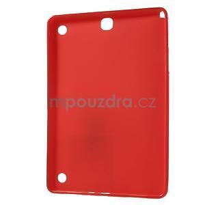Classic gelový obal pro tablet Samsung Galaxy Tab A 9.7 - červený - 7