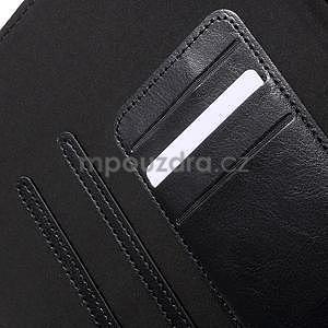 Flatense stylové pouzdro pro Samsung Galaxy Tab S2 9.7 - černé - 7