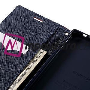 Diary PU kožené pouzdro na mobil Sony Xperia XA Ultra - rose - 7