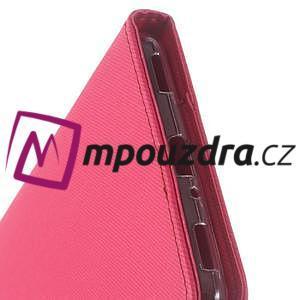 Diary peněženkové pouzdro na mobil Asus Zenfone 3 Ultra - rose - 7