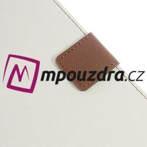 Diary peněženkové pouzdro na mobil Asus Zenfone 3 Ultra - bílé - 7