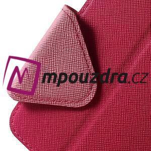 Diary pouzdro s okýnkem na mobil Asus Zenfone 3 ZE520KL - rose - 7