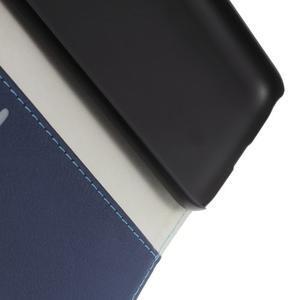 Peněženkové pouzdro na mobil BlackBerry Classic - modré - 7