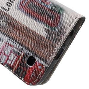 Wall peněženkové pouzdro na LG K10 - Big Ben - 7