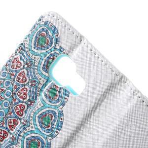 Peněženkové pouzdro na mobil Samsung Galaxy A3 (2016) - stylish - 7