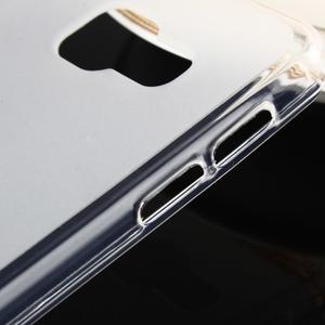 Matný gelový obal pro Samsung Galaxy A3 (2016) - bílý - 7