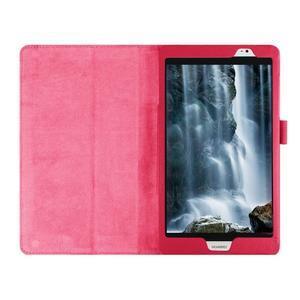 Safe polohovatelné pouzdro na tablet Huawei MediaPad M2 8.0 - rose - 7