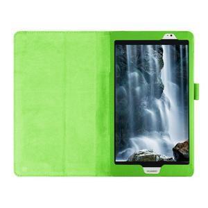 Safe polohovatelné pouzdro na tablet Huawei MediaPad M2 8.0 - zelené - 7