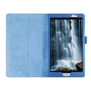 Safe polohovatelné pouzdro na tablet Huawei MediaPad M2 8.0 - modré - 7