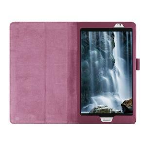 Safe polohovatelné pouzdro na tablet Huawei MediaPad M2 8.0 - fialové - 7