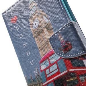 Stand peněženkové pouzdro na Sony Xperia M5 - Big Ben - 7