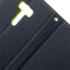 Mr. Goos peněženkové pouzdro na Asus Zenfone Selfie ZD551KL - tmavěmodré - 7