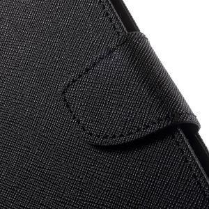 Mr. Goos peněženkové pouzdro na Asus Zenfone Selfie ZD551KL - černé - 7