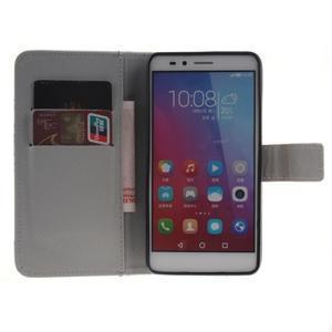 Peněženkové pouzdro pro mobil Honor 5X - vzorečky - 7