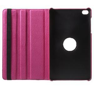 Otočné polohovatelné pouzdro na Huawei MediaPad M2 - rose - 7