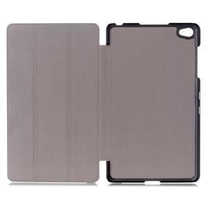 Třípolohové pouzdro na tablet Huawei MediaPad M2 8.0 - olejomalba - 7