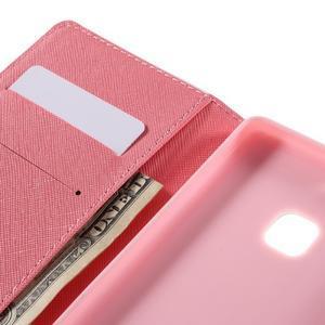 Richi PU kožené pouzdro na Huawei P9 Lite - sovičky - 7