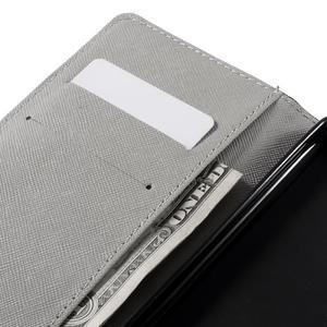 Richi PU kožené pouzdro na Huawei P9 Lite - kamufláž - 7