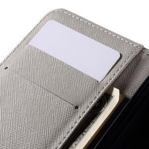 Emotive PU kožené pouzdro na Huawei Y5 - nešahat - 7