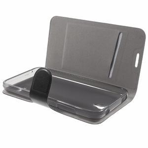 Horse peněženkové pouzdro na mobil Huawei Y5 a Y560 - černé - 7