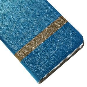 Lines pouzdro na mobil Huawei Y6 - modré - 7