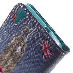 Emotive pouzdro na mobil Huawei Y6 - Big Ben - 7