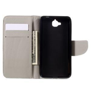 Emotive peněženkové pouzdro na mobil Huawei Y6 Pro - Big Ben - 7