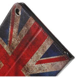 Stylové pouzdro na iPad mini 4 - UK vlajka - 7