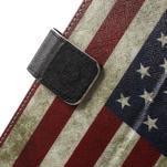 Stylové pouzdro na iPad mini 4 - US vlajka - 7/7