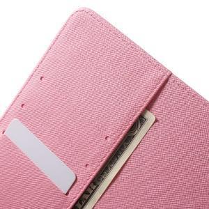 Stylové pouzdro na iPad mini 4 - květiny - 7