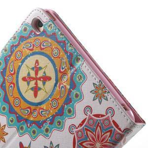 Stylové pouzdro na iPad mini 4 - mandala - 7