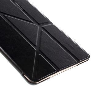 Origami polhovatelné pouzdro na iPad mini 4 - černé - 7
